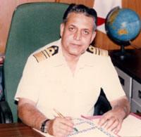 Vice Admiral Vinod Pasricha (Retd.)
